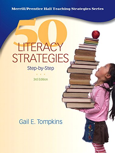 9780135158166: 50 Literacy Strategies: Step-by-Step (3rd Edition)