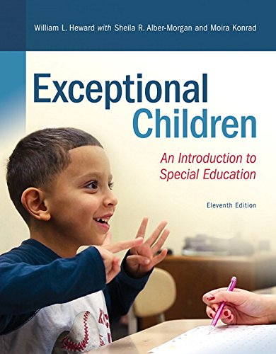 9780135160428: Exceptional Children: An Introduction to Special Education