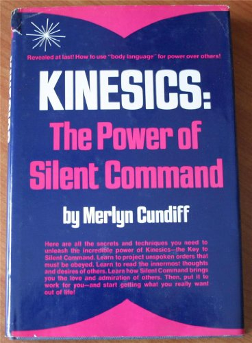9780135162453: Kinesics: The Power of Silent Command