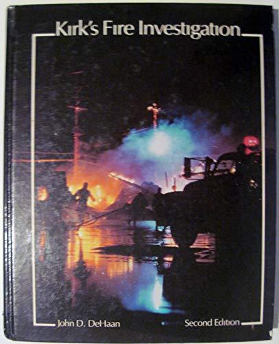 9780135163450: Fire Investigation