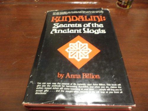 9780135167816: Kundalini: Secrets of the Ancient Yogis
