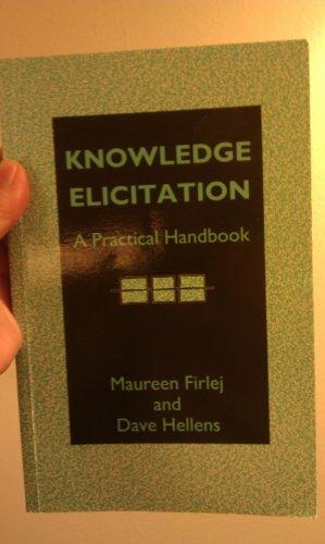 9780135171455: *Knowledge Elicitation: A Practical Handbook