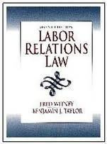 9780135172773: Labor Relations Law