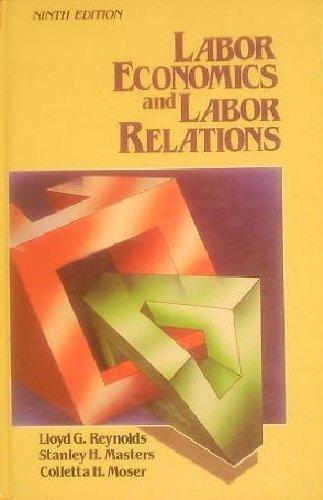 9780135176993: Labour Economics and Labour Relations
