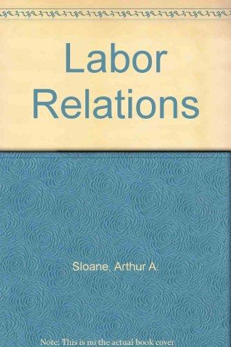 9780135177983: Labor Relations