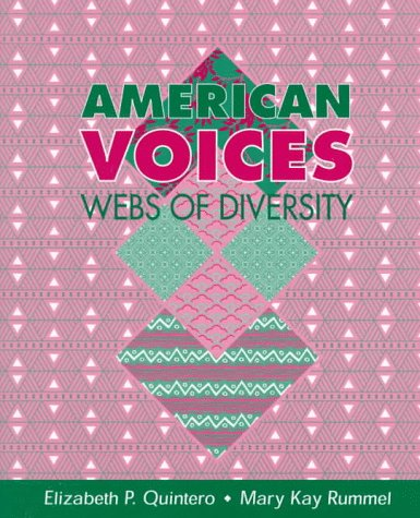 9780135178072: American Voices: Webs of Diversity