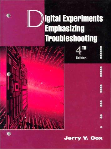 9780135179628: Digital Experiments: Emphasizing Troubleshooting