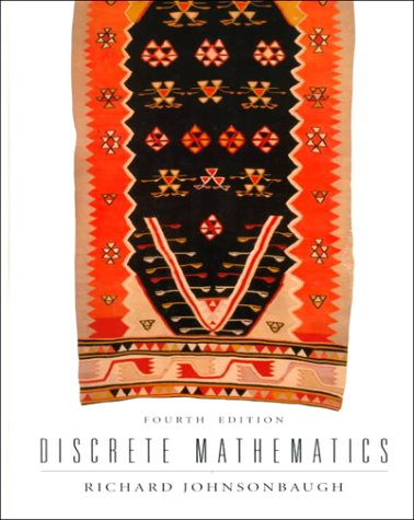 9780135182420: Discrete Mathematics