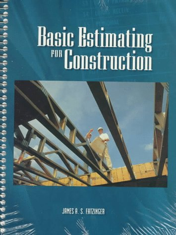 9780135182673: Basic Estimating for Construction