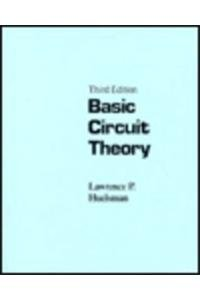 9780135187210: Basic Circuit Theory