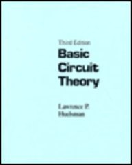9780135187210: Basic Circuit Theory (3rd Edition)