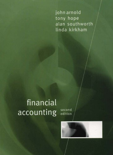 9780135188385: Financial Accounting (CIMA Study System)