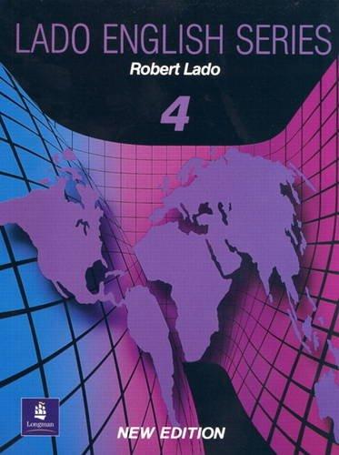 9780135224427: Lado English Series: Level 4 Workbook (Lado English Series)