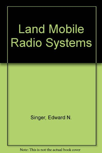 9780135225257: Land Mobile Radio Systems