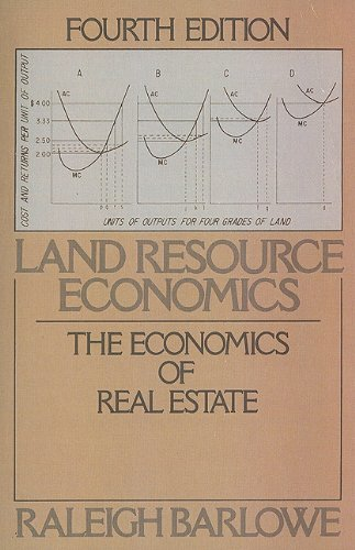 9780135225417: Land Resource Economics: The Economics of Real Estate