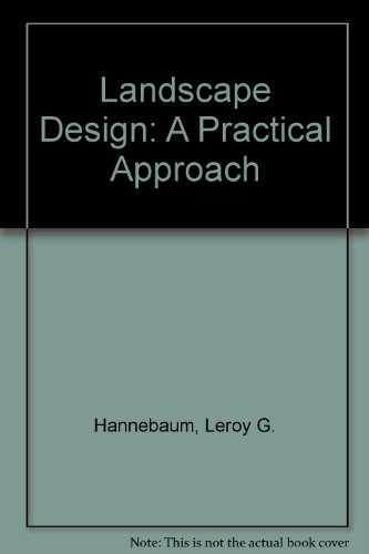 9780135225660: Landscape Design: A Practical Approach