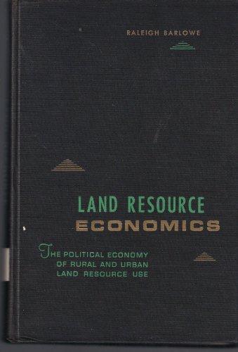 9780135226728: Land Resource Economics