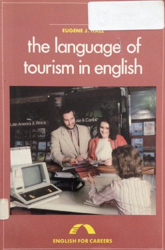 9780135231432: Language of Tourism in English