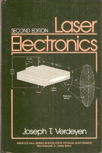 9780135236307: Laser Electronics