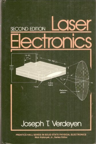 9780135236307: Laser Electronics (Prentice-Hall series in solid state physical electronics)