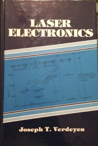 9780135237380: Laser Electronics (Solid state physical electronics series)