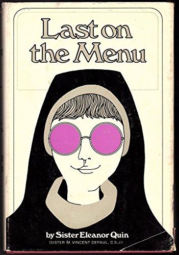 9780135240335: Last on the menu,