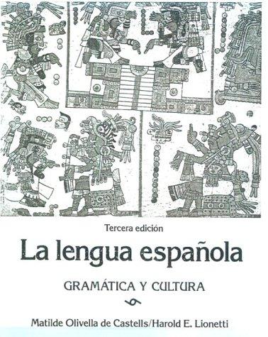 9780135244890: La lengua espanola gramatica y cultura