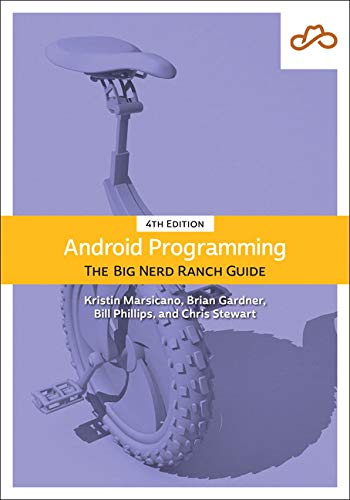 9780135245125: Android Programming: The Big Nerd Ranch Guide (Big Nerd Ranch Guides)
