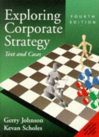 9780135256350: Exploring Corporate Strategy: Text and Cases