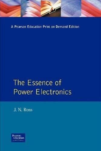9780135256435: Essence Power Electronics (Prentice-Hall Essence of Engineering)