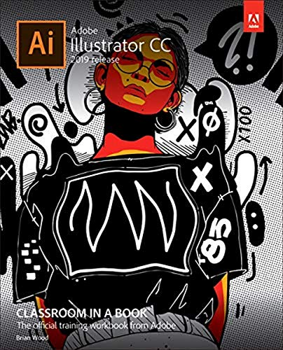 9780135262160: Adobe Illustrator CC Classroom in a Book (2019 Release)