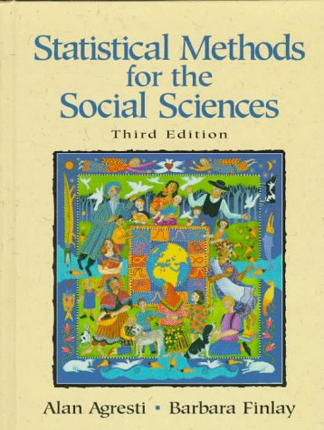 9780135265260: Statistical Methods for the Social Sciences