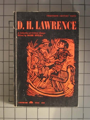 9780135268551: D. H. Lawrence: A Collection of Critical Essays