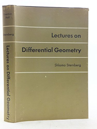 9780135271506: Lectures on Differential Geometry