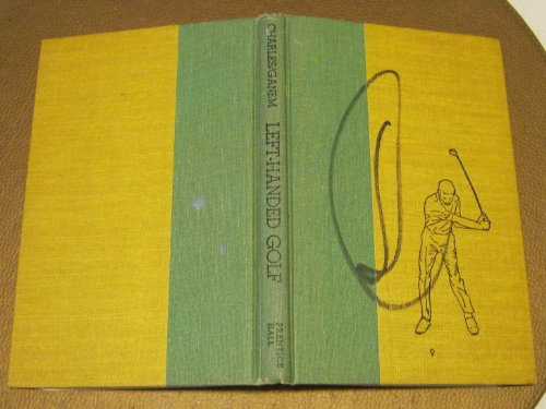 9780135272008: Left-Handed Golf With Bob Charles