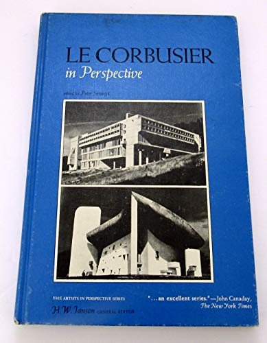 9780135272916: Le Corbusier in Perspective (The artists in perspective series)