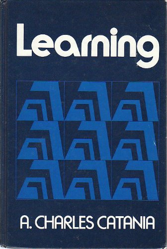 9780135274323: Learning (The Century psychology series)