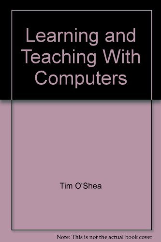 9780135277621: Learning and Teaching With Computers