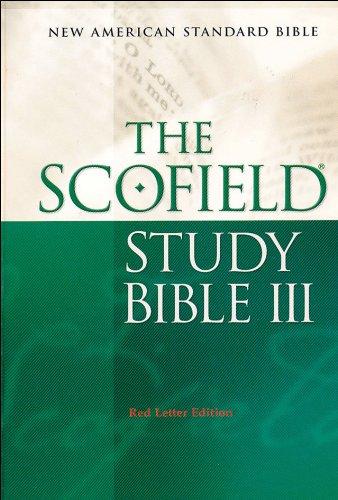 9780135279007: The Scofield Study Bible III NASB