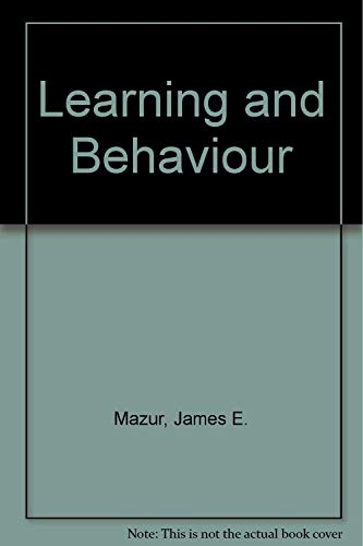 9780135283813: Learning and Behaviour