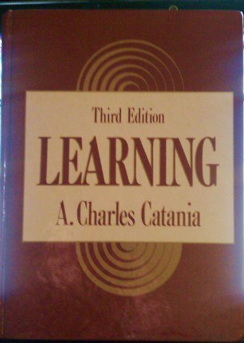 9780135286623: Learning