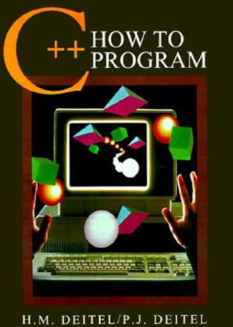 9780135289105: C++: How to Program (2nd Edition)