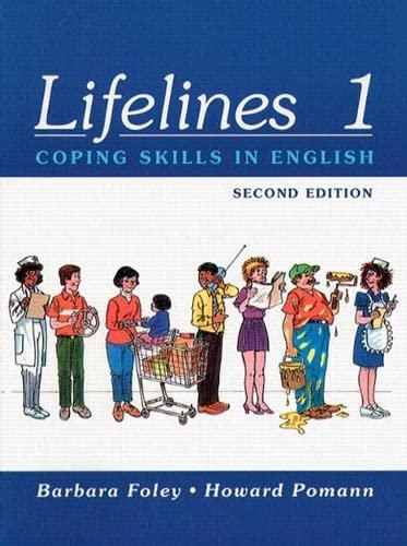 9780135295380: Lifelines 1: Coping Skills in English: bk. 1