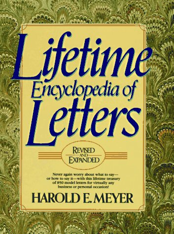 9780135295465: Lifetime Encyclopedia of Letters