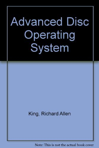 9780135296455: Advanced Disc Operating System