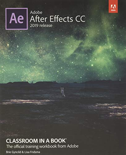 9780135298640: Adobe After Effects CC Classroom in a Book (2019 Release)