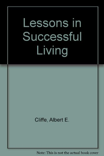 9780135308240: Lessons in Successful Living