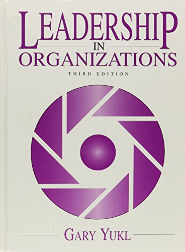 9780135308745: Leadership in Organizations