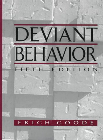 9780135312940: Deviant Behavior