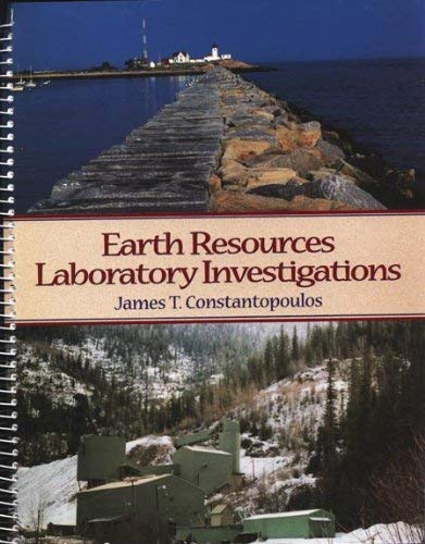 9780135313930: Earth Resources: Laboratory Investigations